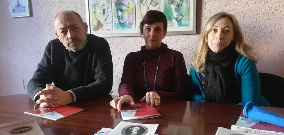 Emilia Oliva recibe este jueves el XX Premio García de la Huerta