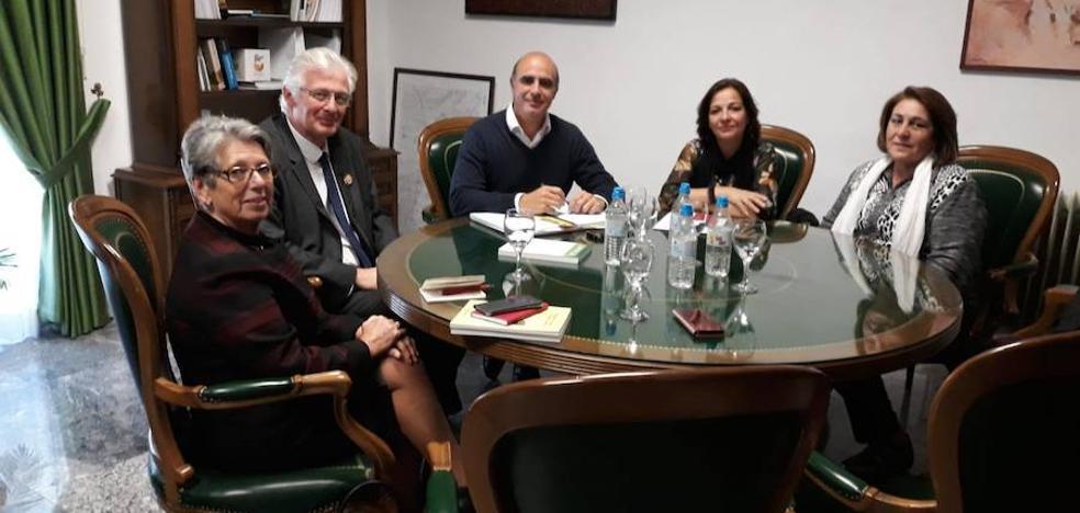 Iniciativas turísticas, educativas y culturales para reforzar el hermanamiento con Rambouillet