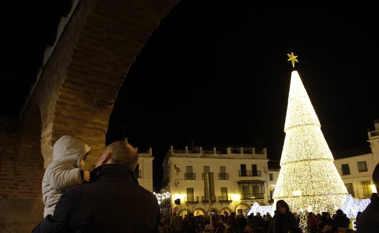 La Navidad llega a Zafra