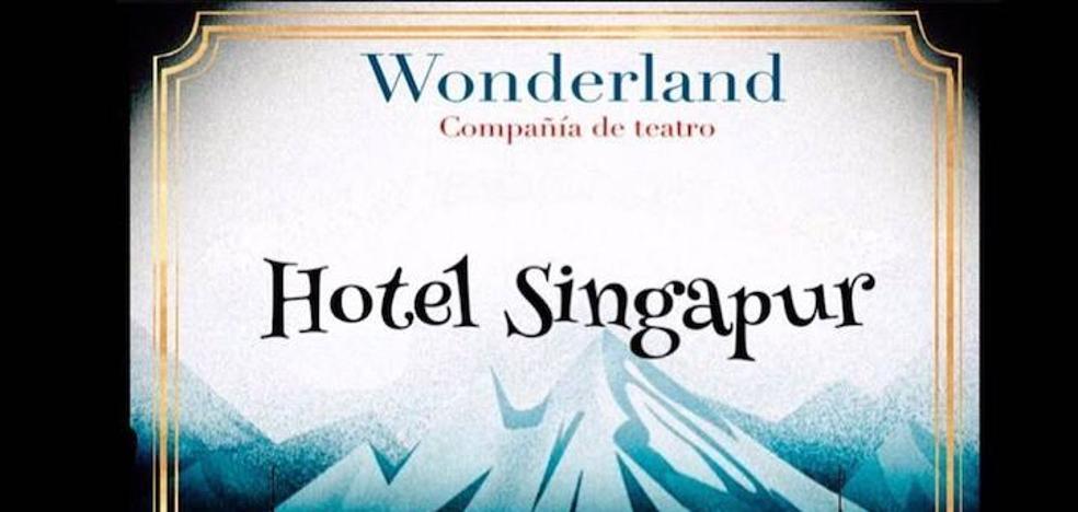 Wonderland representa Hotel Singapur