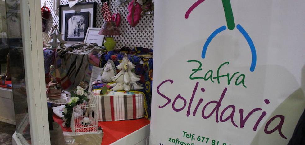 XXXIX Mercadillo de Ropa, Bazar y libros de Zafra Solidaria
