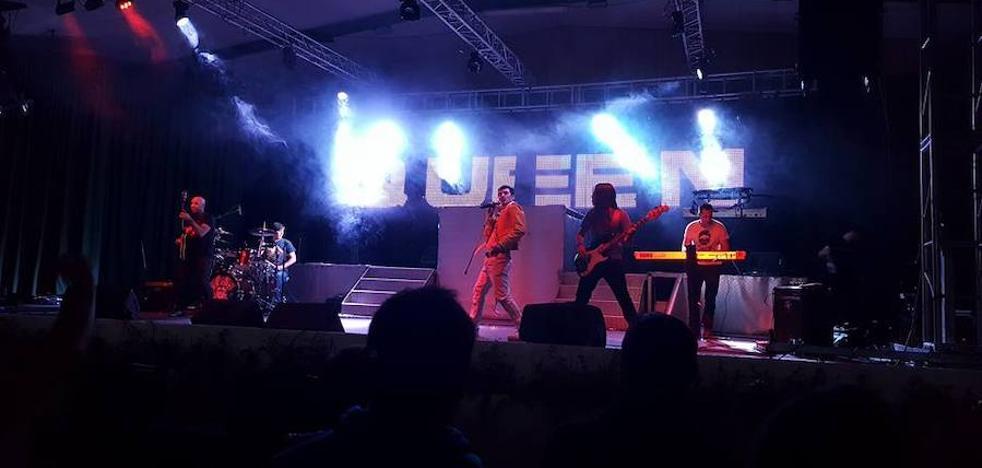 La plaza Grande se llena con la música de Queen el 21 de diciembre