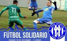 Fútbol Solidario a beneficio de Cáritas e Ícaro