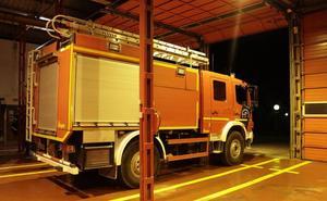 La reforma del parque de bomberos se llevará a cabo en 2019