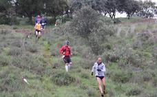 Cerca de 250 personas participan hoy en la IV Carrera de Montaña de Zafra