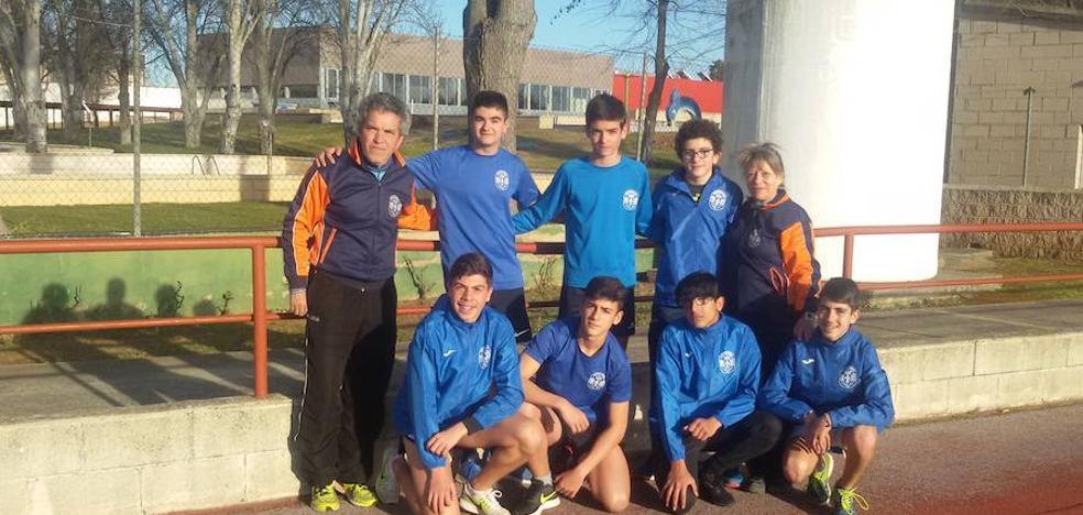 El Club de atletismo Sub-16 de Zafra se clasifica para los Campeonatos de España