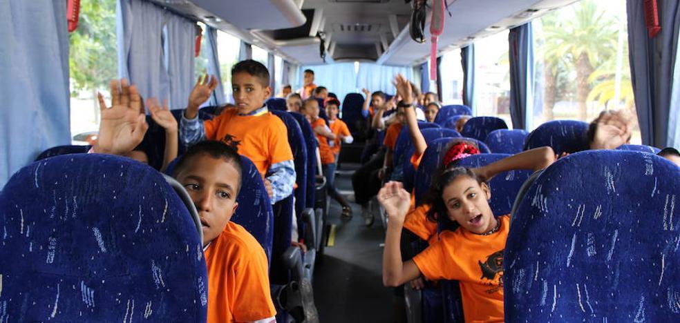 Acción Sahara Zafra comienza la campaña «Caravana por la Paz»