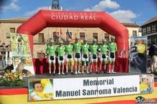 Siete corredores del Bicicletas Extremadura disputarán este fin de semana el Memorial Sanroma