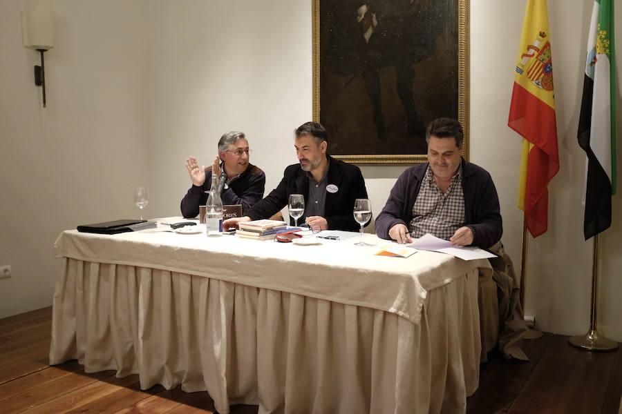 El Seminario Humanístico recibe a José María Cumbreño