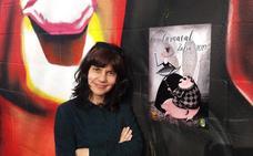 Ángela Sánchez, autora del cartel de Carnaval