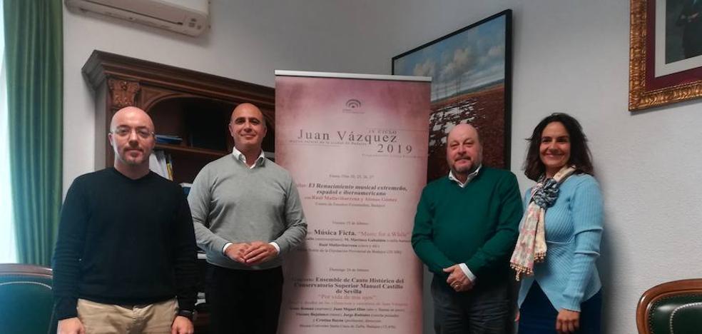 El IV Ciclo Juan Vázquez en concierto en Santa Clara