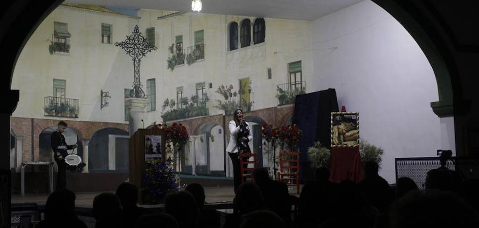 Miguel Ángel Lara, ganador del III Concurso de Saetas de Zafra