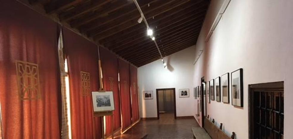 La exposición «Vida contemplativa Agustiniana» en Santa Clara