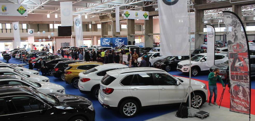 Comienza la I Feria del Automóvil y la Motocicleta de Zafra