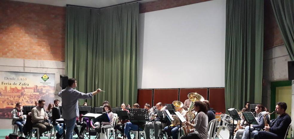 La Banda de Música ofrece un concierto de cuaresma en la Parroquia de la Candelaria