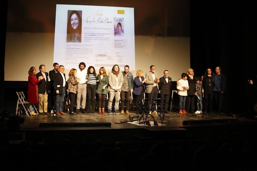 'La voz dormida' llena el Complejo Cultural Teatro de Zafra este fin de semana
