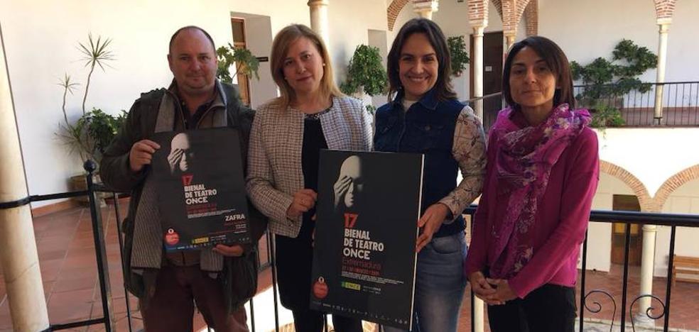 La XVII Bienal de la ONCE llega a la ciudad el día 29 de marzo