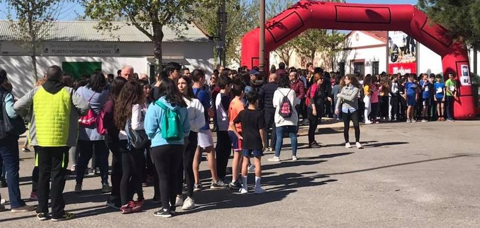 El Día del Centro reúne a unos 600 estudiantes