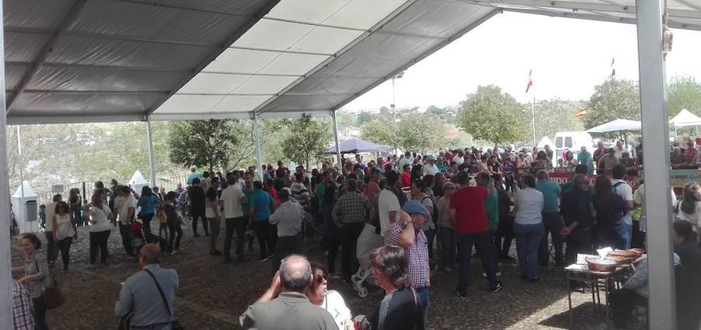Este domingo se celebra el tradicional 'Día de La Aleluya' en la ermita de Belén