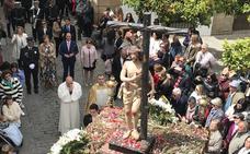 El Resucitado pone fin a la primera Semana Santa con el distintivo de Fiesta de Interés Turístico Regional