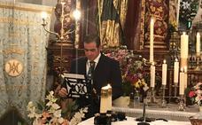 Abel Parra Pinto pronunció el Pregón de las Fiestas en Honor a la Virgen de Belén