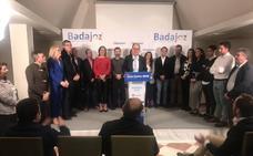 El PP de Zafra presentó a sus candidatos a las elecciones municipales con Juan Carlos Fernández a la cabeza