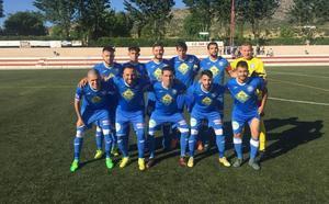 La U.D. Zafra Atlético se mantiene en la fase de ascenso tras empatar ante el C.D. San Serván