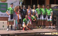 El Bicicletas Rodríguez-Extremadura copa los pódiums del Trofeo Fiestas del Ausente