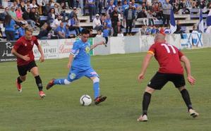 El Zafra Atlético se juega esta tarde su ascenso a Tercera arropado por su afición
