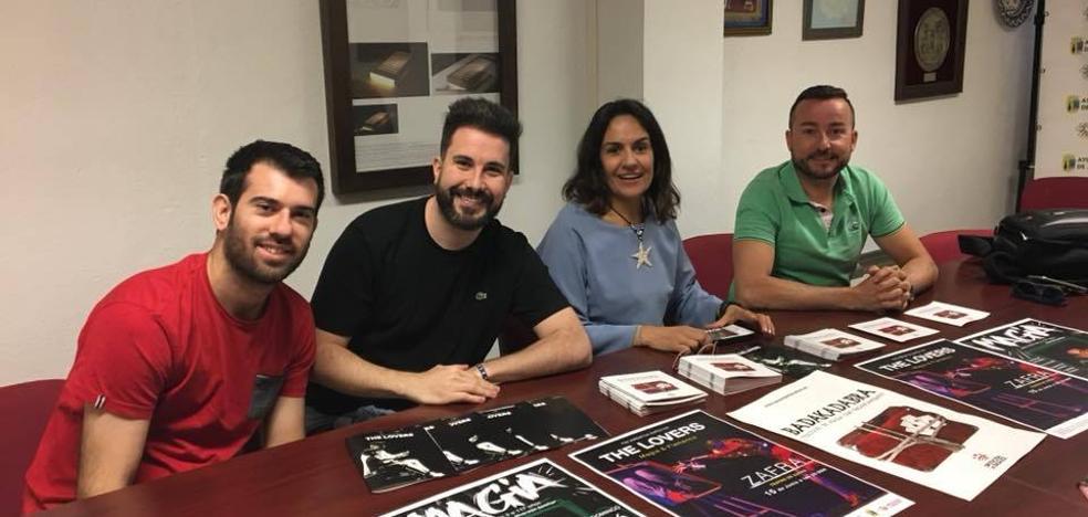 El Festival Ciudad Mágica de Zafra celebra su novena edición este fin de semana