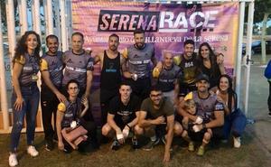 Un equipo de Zafra imparable en la liga nacional de Carreras de Obstáculos