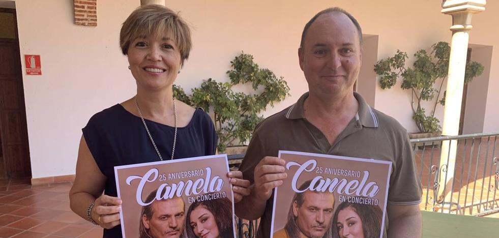Camela y Los Mojinos Escozíos cabezas de cartel de los conciertos previos a la Feria de Zafra