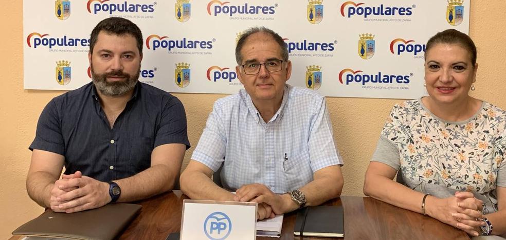 El Grupo Municipal Popular registra una moción para que se estudie una posible bajada de impuestos