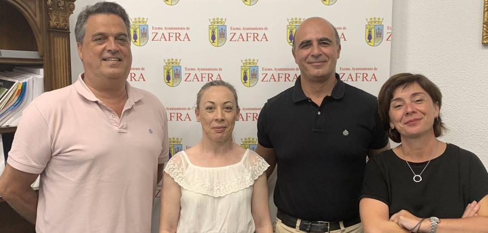 Inmaculada Palacios, José Carlos Martínez y Gema Borrachero son los nuevos secretarios del Premio Dulce Chacón de Narrativa Española