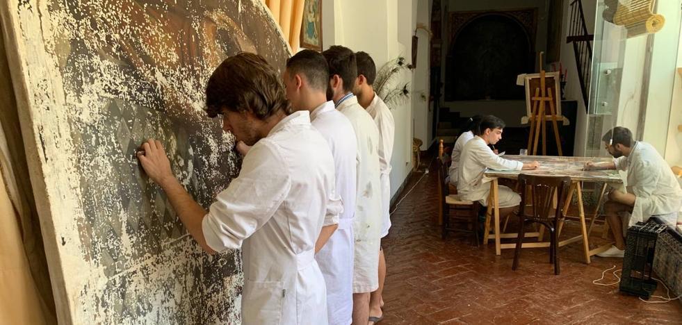 Piezas de Santa Clara, La Candelaria y los Hospitales de San Miguel y Santiago son recuperadas gracias a la VII Campaña de Verano de Restauración