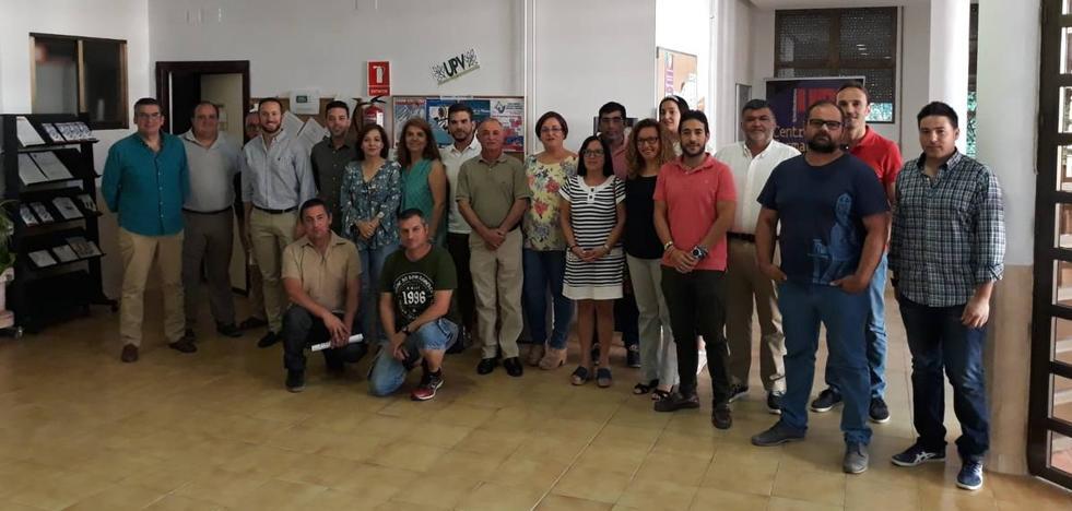 Nieves Peña reelegida presidenta de la Mancomunidad de Municipios de Aguas 'Los Molinos'