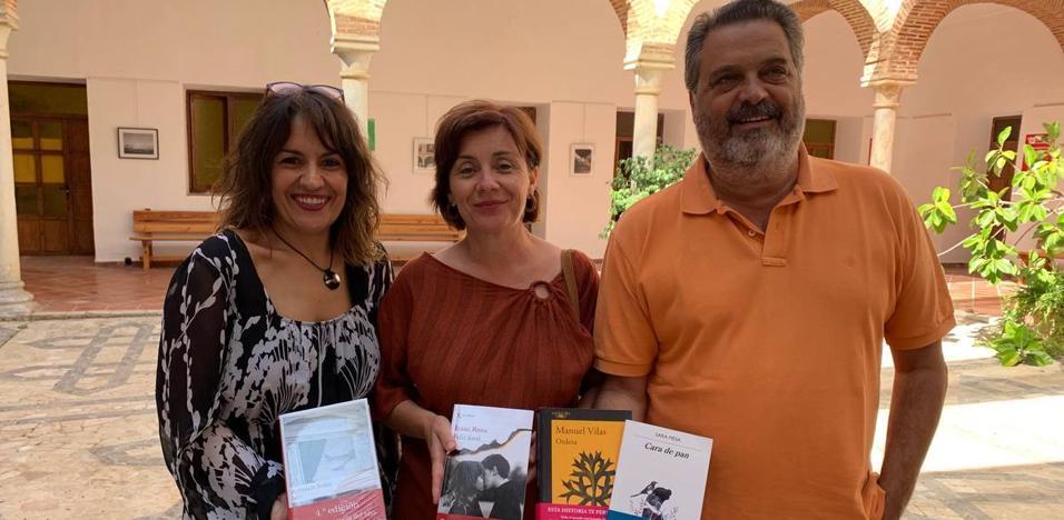 Las obras 'Cara de Pan', 'Ordesa', 'Sur' y 'Feliz Final' finalistas de la XIV edición del Premio Dulce Chacón de Narrativa Española