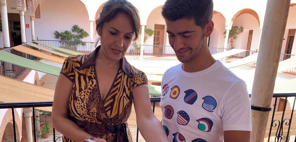 Zafra se promocionó a nivel turístico en Valencia del Ventoso durante el Día del Garbanzo
