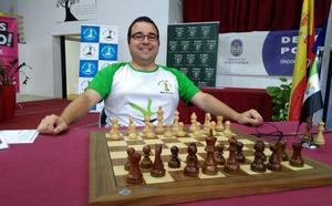 El gran maestro Pérez Candelario irá con el equipo español al campeonato de Europa de Selecciones de Ajedrez