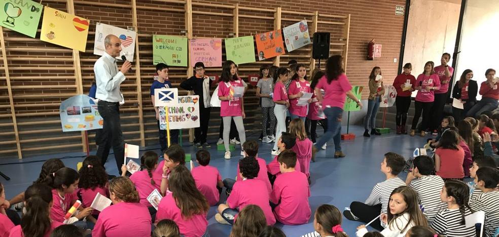 El colegio Germán Cid comenzará el curso con una jornada especial para motivar a los alumnos