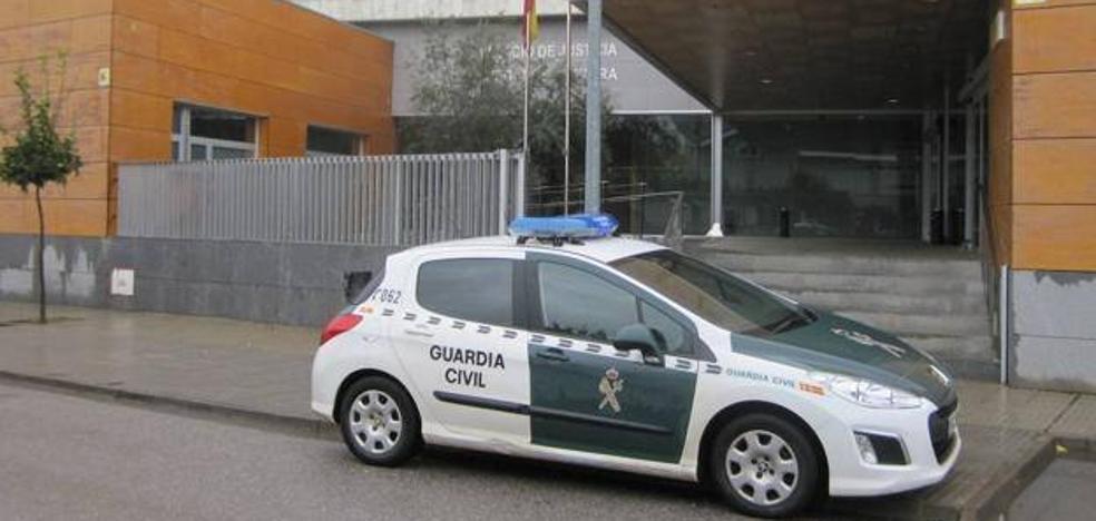 Un vecino de Zafra es detenido por agredir sexualmente a una joven en Puebla de Sancho Pérez