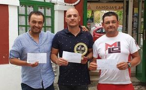 La Sociedad de Pescadores San Pedro celebró sus concursos de preferia