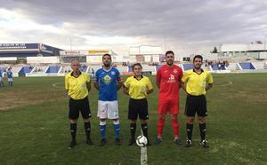 La UD Zafra Atlético ganó por 2-0 a la SP Ribereña