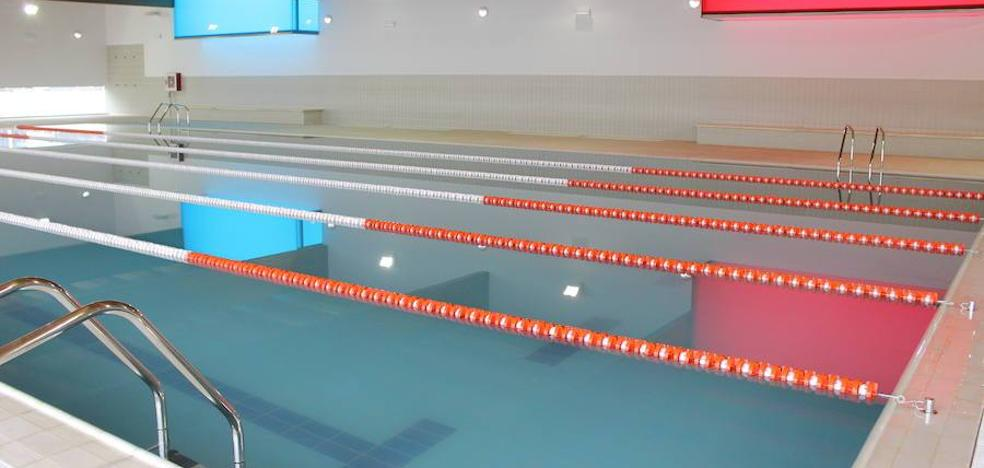 La piscina climatizada abre sus puertas este jueves