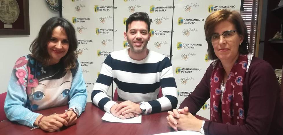 Zafra contará con una nueva Escuela Profesional en las especialidades de Albañilería y Atención sociosanitaria