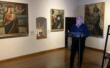 José Mª Moreno presentó su último trabajo de investigación: 'Zafra en tiempos de la guerra de la Independencia'