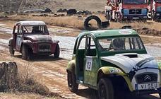 El Autocross Feria de San Miguel se disputó sin público en El Castellar