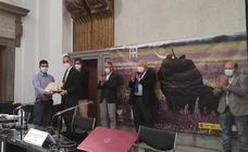 La Ganadería de José María Mateo Salgado y el macho que presentó campeones en el concurso morfológico de la raza Retinta