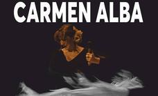 Carmen Alba vuelve este lunes a los escenarios de su pueblo con un espectáculo de copla