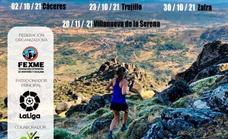 Zafra acogerá una jornada del proyecto 'Corre con nosotras' destinada a la mujer y a las carreras de montaña